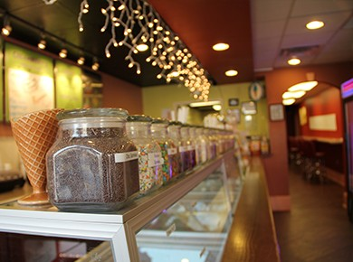 Pick Your Flavor24 flavors to choose from plus toppings.